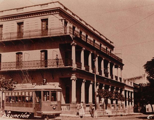 Asunción - Palece Hotel